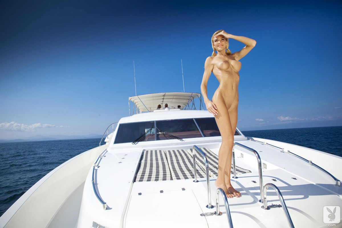 This nude cruise redefines fun in the sun