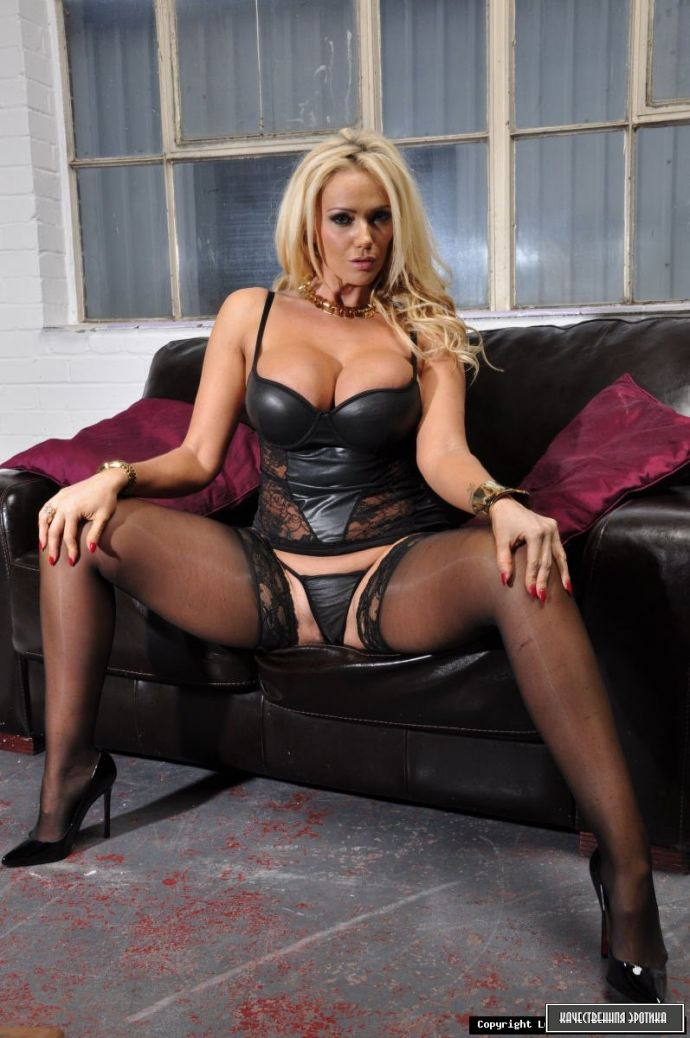 Lucy Zara Bra Sexy Pantyhose Blonde Girl Young Woman Girls Female Pornovideoshub 1