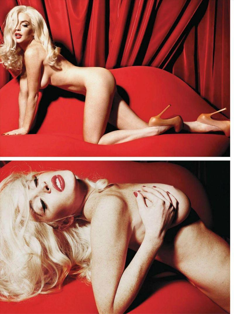 Lindsay lohan new nude pictures