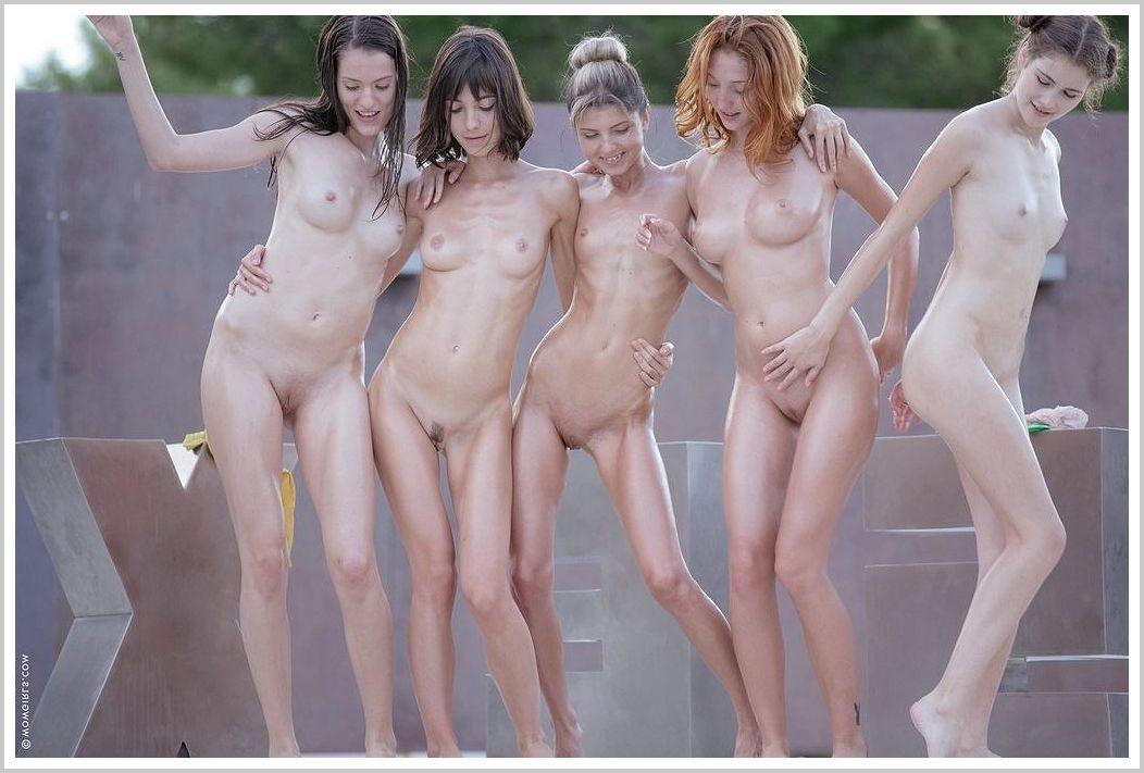 Сборник Голых Девушек
