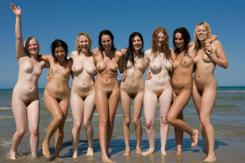 Nudist colonies local and