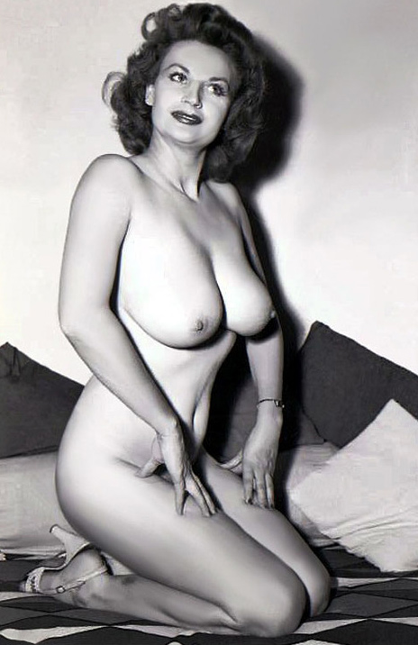 Ann getty naked