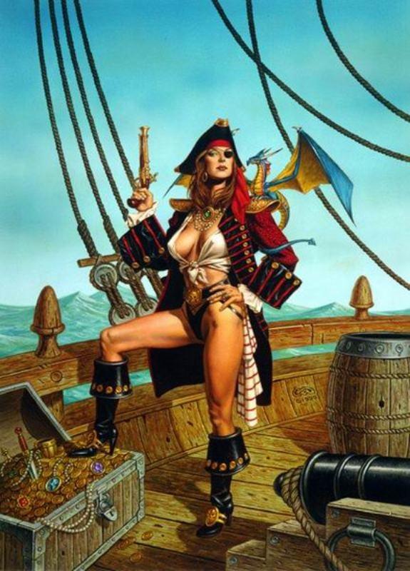 Пиратки проститутки проститутки первомайская
