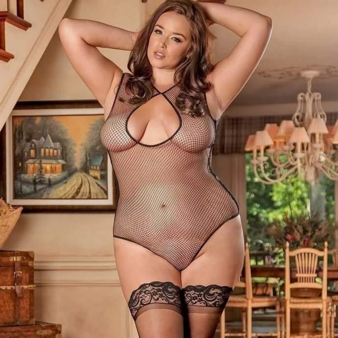 Plus Size Sexy Models Black Models
