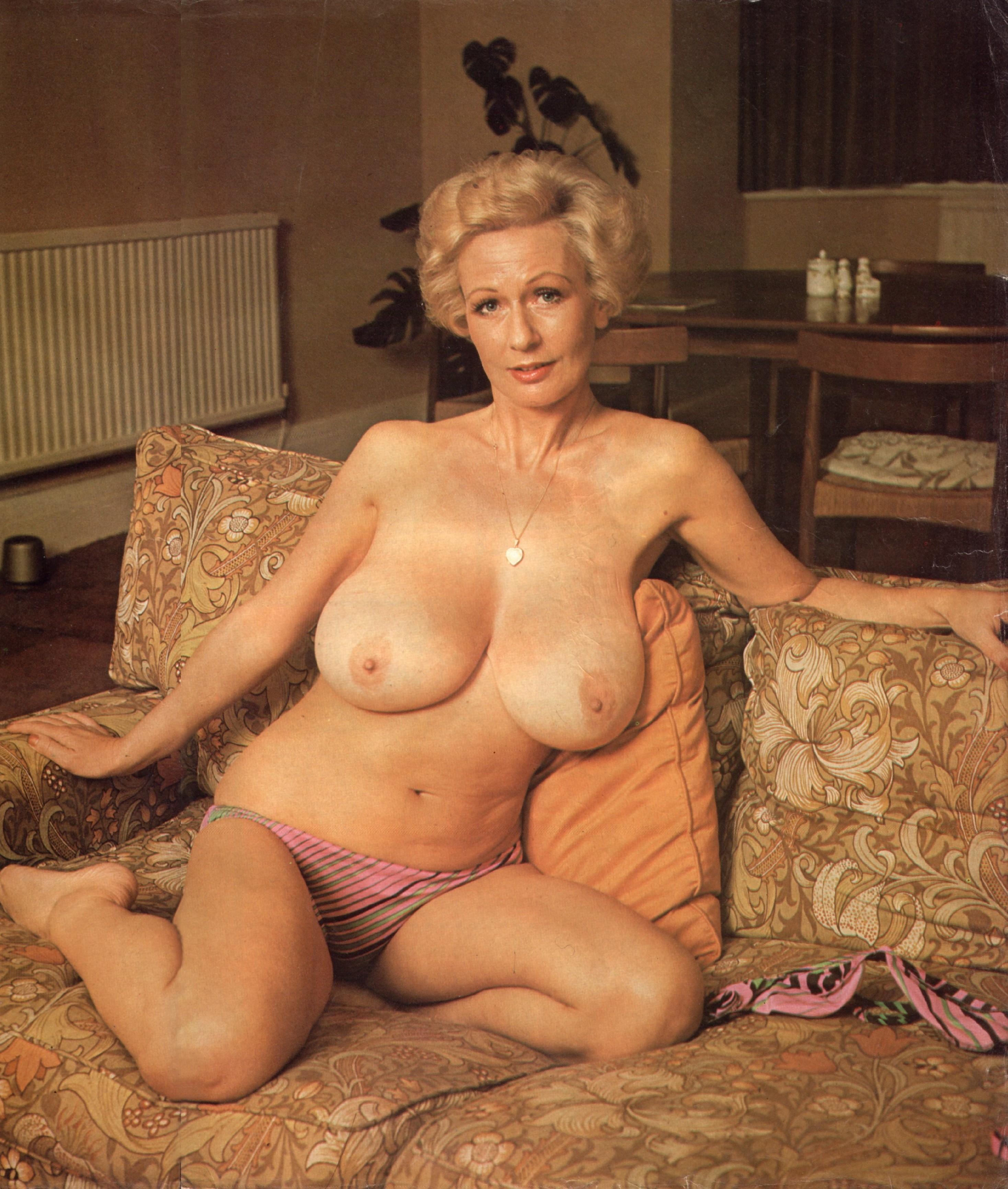 Vintage Mature Women